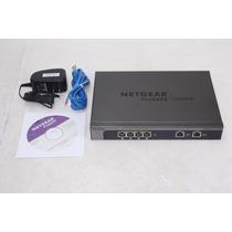 Netgear Prosafe Fvs336g V3 Dual Wan Wisp Balanceador Carga