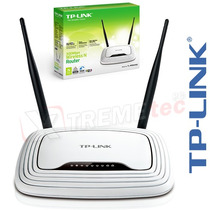 Router Inalambrico N Tp-link Tl-wr841nd 300 Mbps 4 Puertos