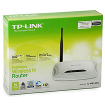 Router Inalambrico Tp-link 150mps Soporta Firewall Nuevo
