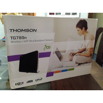 Thomson Tg789n Ultra Broadband Wireless Voip Residential