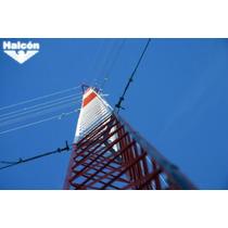Kit Torre 24 Mts Redes Inalambricas - Telecomunicaciones