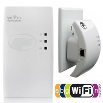 Repetidor Wifi / Punto De Acceso Inalambrico 300mbps Router