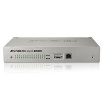 Iobox Modulo De 16 I/o De Alama Avermedia / Ethernet