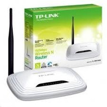 Lote De 5 Router Tp-link Tl-wr740n Inalambrico N 150mbps
