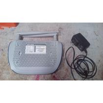 Módem Router Inalámbrico Adsl2+n 300mbps Td-w8960n