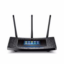 Tp-link, Router Inalámbrico Táctil Banda Dual, Touch P5