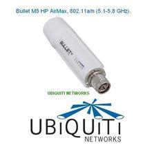 Ubiquiti Bullet M5 Hp Airmax, 802.11a/n (5.1-5.8 Ghz)
