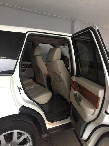 Range Rover Sport Modelo 2009 V8 4.4 Lt. Un Solo Dueño