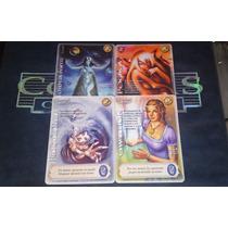 Mitos Y Leyendas Lote De 4 Cartas Lcatoy79