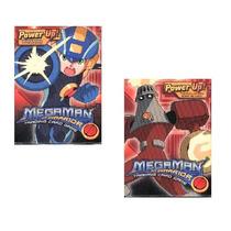 Megaman Juego De Cartas Coleccionable Envio Estafeta $99