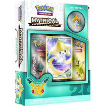 Pokemon Cartas Tcg Jirachi Mythical Collection 20aniversario