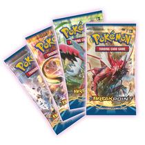 Pokemon Tcg 10x Booster Packs Break Point + Envío Gratis