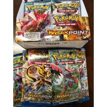 Pokemon Tcg Booster Packs Break Point Series X Y