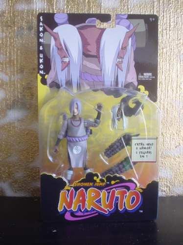 Sakon & Ukon Shonen Jump De Naruto Marca Mattel