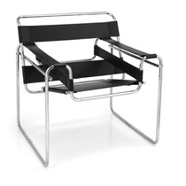 Silla Strip By Promobel / Marcel Breuer Wassily Chair