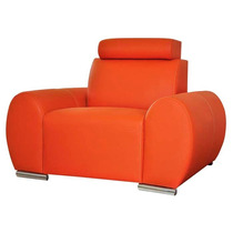 Sillon Sofa Minimalista Hogar Salas Mobydec Muebles