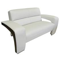 Love Seat Zedie Minimalista Moderno Sillon Mobydec Muebles