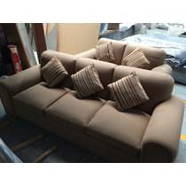 Sofa 3 Plazas 2.40 X 0.90 Mts