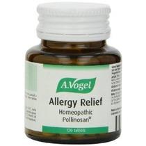 A. Vogel Allergy Relief Homeopáticos Pollinosan 120 Tabletas
