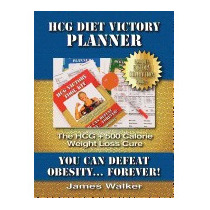 Hcg Diet Victory Planner, James Walker