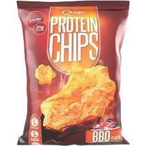 Búsqueda Nutrición Chips De Proteínas, Barbacoa, 21 G De Pro