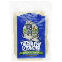Celtic Mezcla La Sal Del Mar Mineral Vitamínico (fine Tierra