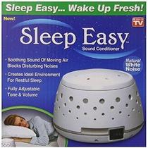 Sleep Easy Sound Acondicionador Blanca Máquina De Ruido