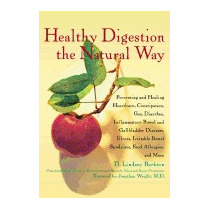 Healthy Digestion The Natural Way:, D Lindsey Berkson