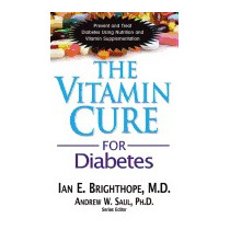 Vitamin Cure For Diabetes, Ian E Brighthope