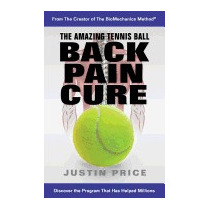 Amazing Tennis Ball Back Pain Cure, Justin, Ma Price
