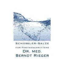 Schussler-salze Fur Fortgeschrittene, Berndt Rieger