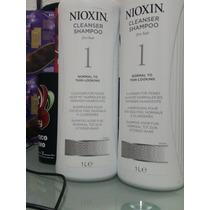 Nioxin System 1 Shampoo Cleanser.