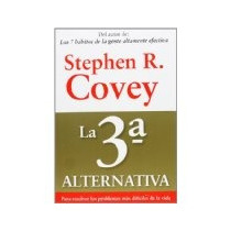 Libro La Tecera Alternativa *cj