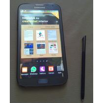 Samsung Galaxy Note 2 Buen Precio Con Detalle