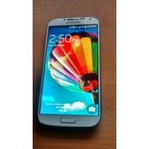 Samsung Galaxy S4 Con Todos Sus Accesorios Originales