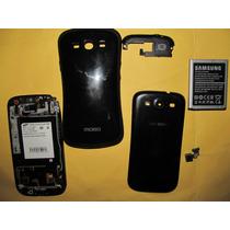 Partes Samsung Galaxy S3 Gt-i9300 Telcel Pila Camara Bocina