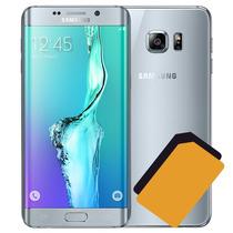 Samsung Galaxy S6 Edge Plus Dual Sim 32gb Con Pantalla Curva
