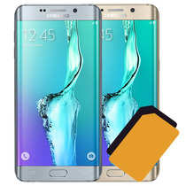 Samsung Galaxy S6 Edge+ Plus Dual Sim 32gb En Mensualidades
