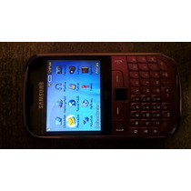 Samsung Gt-s3350 Seminuevo Al 100%