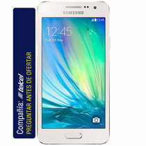 Samsung Galaxy A3 Wifi Apps Gps Bluetooth Cám 8 Mpx Android