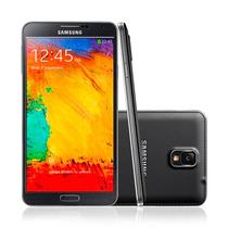 Samsung Galaxy Note 3 Negro 32gb+palo Self+power+audif