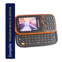 Samsung Gravity 2 T469 Cám 2 Mpx Qwerty Bluetooth Usb Mp3