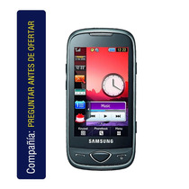 Samsung S5560 Cam 5mp Wifi Bluetooth Stereo Mp3 Mp4 Wifi