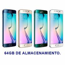 Samsung Galaxy S6 Edge 64 Gb 4g Desbloqueado + Wireless
