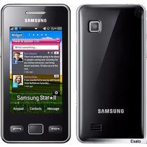 Samsung Star Ii S5260 Libre, Nuevo Y Completo En Remate