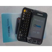 Samsung Wave 533/liberado De Fabrica/seminuevo