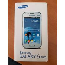 Celular Barato Samsung Galaxy S Duos Android Wifi