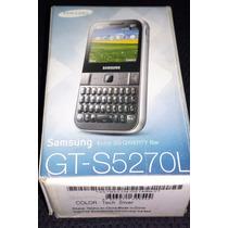 Samsung Gt-s5270l Nuevo Libre De Operador En Remate
