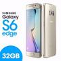 Samsung Galaxy® S6 Edge Sm-g925f 4g Lte 32gb Pantalla Curva