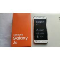 Samsung Galaxy J5 4g Lte Cámara 13 Y 5mpx (flash Frontal)!!